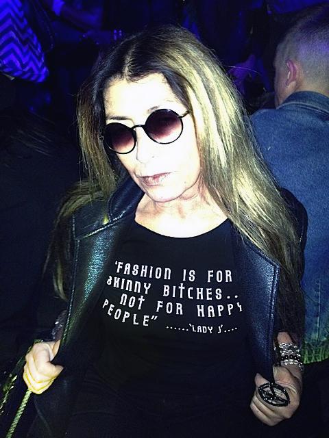 lady j fashion is...