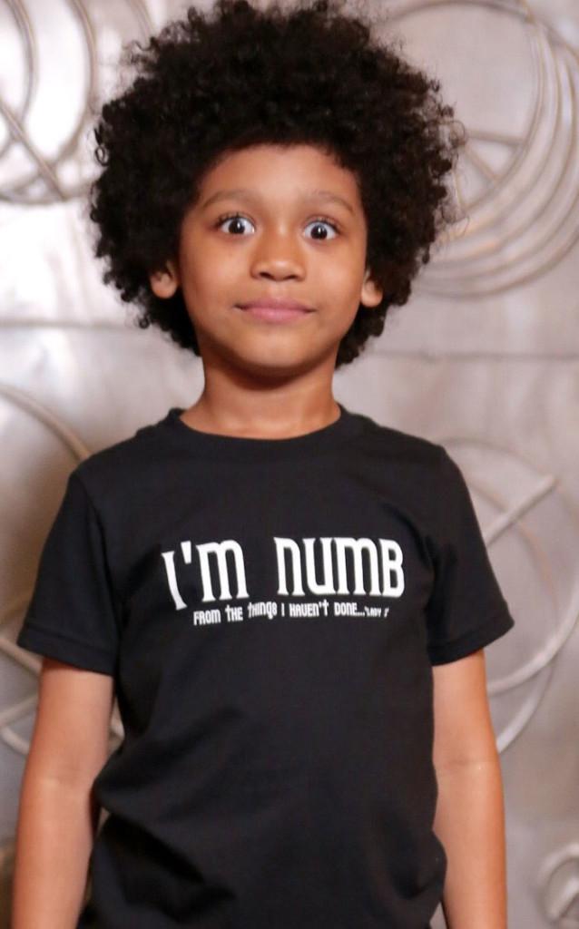 I'm Numb Sacred News