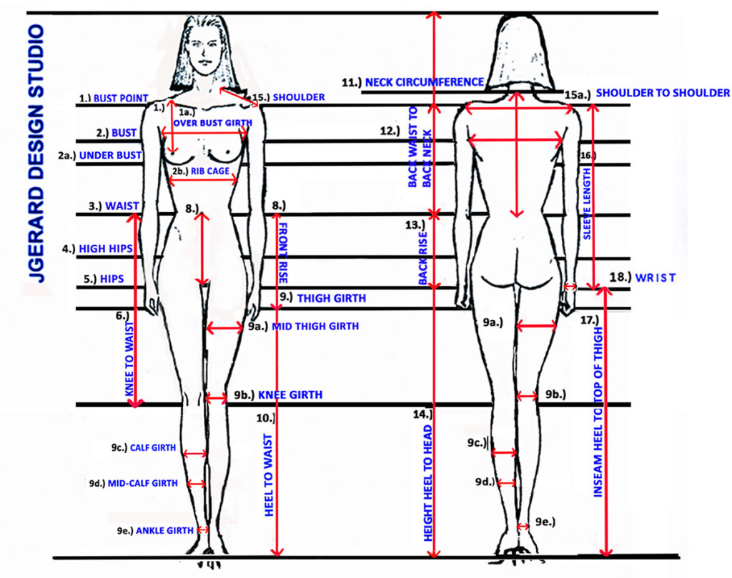 JGerard-Female-Measuring-Chart